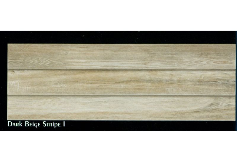 Stanford (Dark Beige Stripe 1) - Wall Tile