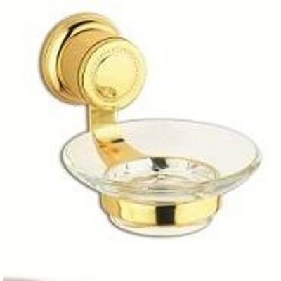 Goldena Glass Soap Dish
