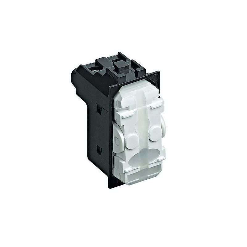 Pushbutton Without Cover One Module
