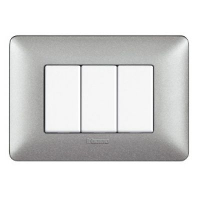 Lime White Texture Cover Plates