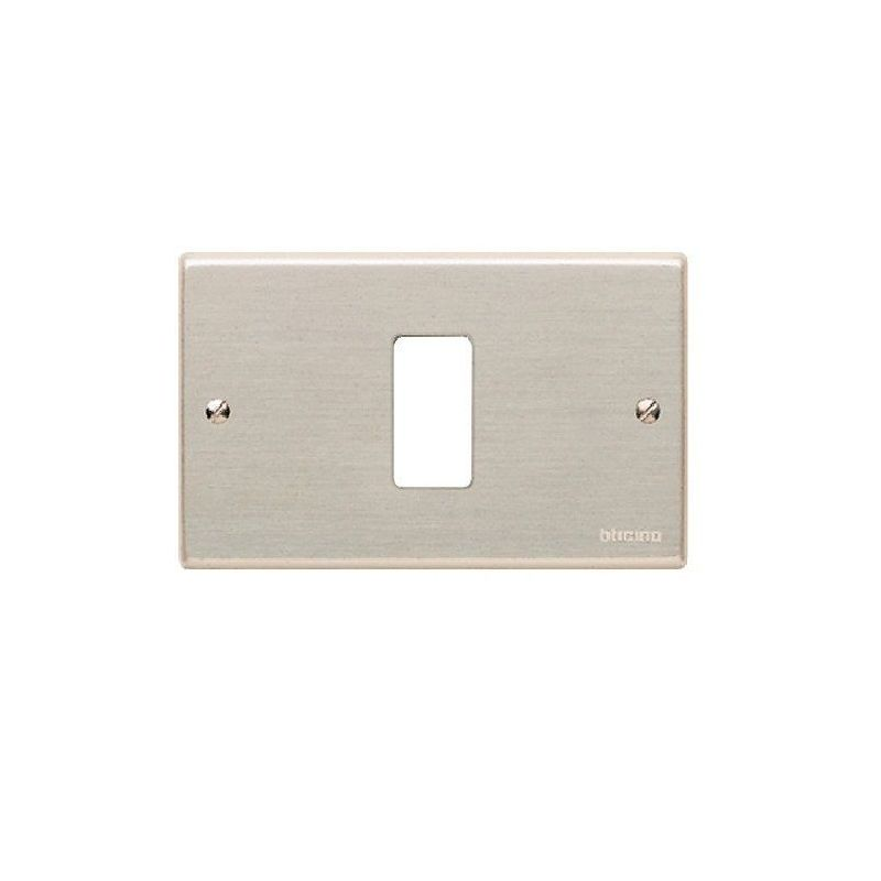 Magic Aluminum Cover Plates One Module