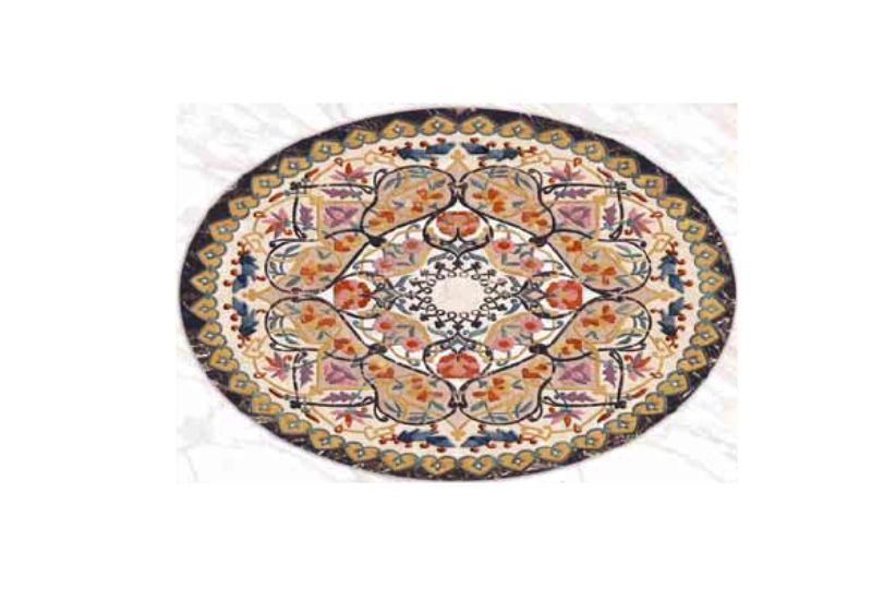 "Ceramic Floor Tile ""Carpet 6000"""