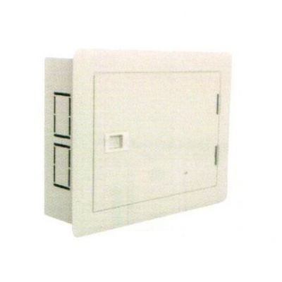 Flush Mounting Metalic Horizontal Panel 24 Modules