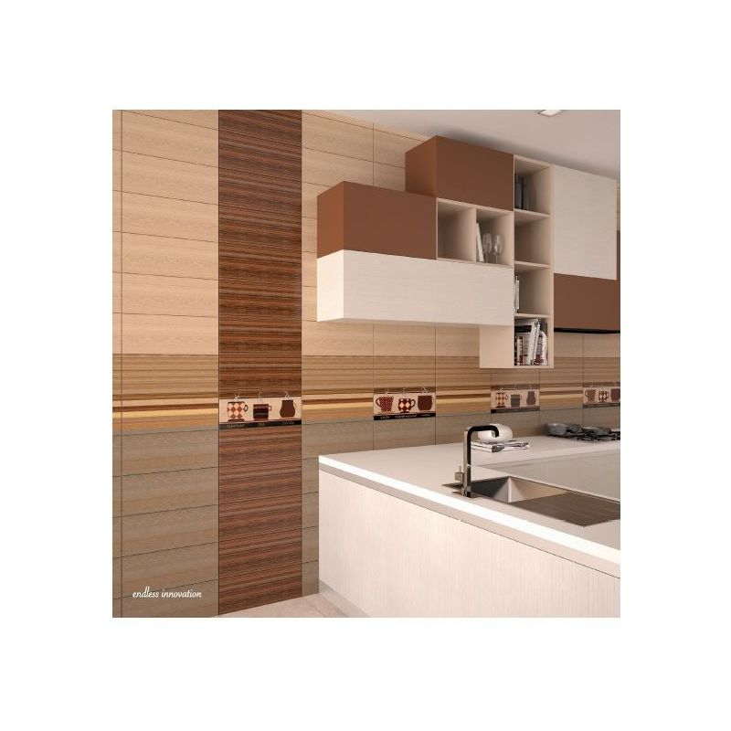 "Ceramic Wall Tiles ""IJ 54 Wood"""