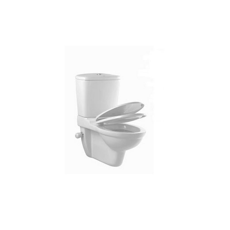 San Remo Wall Hung (combi) Toilet