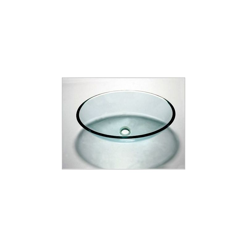 Crystal Glass Basin(WX - 8012)
